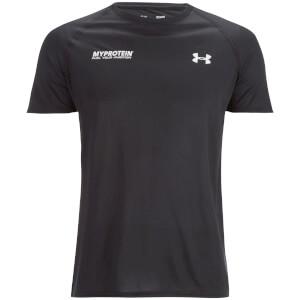 Under Armour Men's Tech T-Shirt - Black/Grey