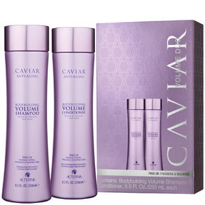 Alterna Caviar Anti-Aging Body Building Volume Duo