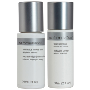 MD Formulations Facial Cleanser Duo