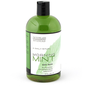 Archipelago Botanicals Morning Mint Body Wash