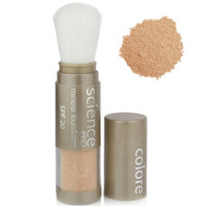 Colorscience SPF 20 Loose Mineral Foundation Brush - Girl From Ipanema
