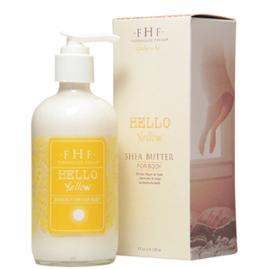 FarmHouse Fresh Hello Yellow Shea Butter Cream