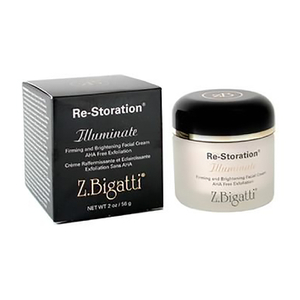 Z. Bigatti Illuminate Exfoliating And Firming Facial Creme