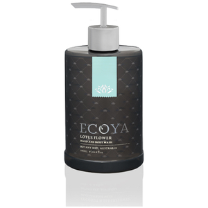 ECOYA Lotus Flower - Hand & Body Wash