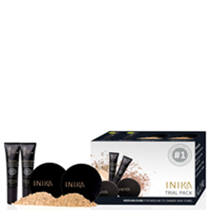 Inika Trial Pack - Medium/Dark