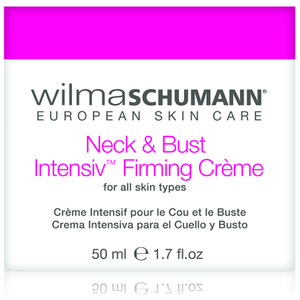 Wilma Schumann Neck and Bust Intensiv Firming Crème 50ml