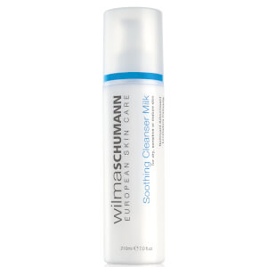 Wilma Schumann Soothing Cleanser Milk 210ml