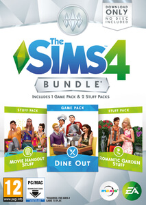 The Sims 4 Bundle Download Code