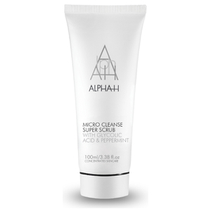 Alpha-H Micro Cleanse Super Scrub 100ml
