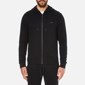 Michael Kors Men's Stretch Fleece Hoody - Black