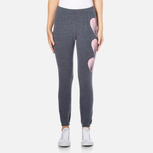 Wildfox Women's Faded Love Bottoms Knox Sweatpants - After Midnight Blue