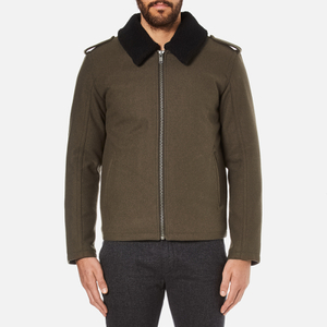 Selected Homme Men's Penn Short Jacket - Forest Night