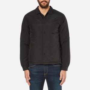 Selected Homme Men's Feel Shirt Jacket - Black