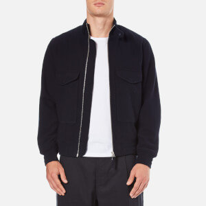 Universal Works Men's Aviator Jacket - Navy