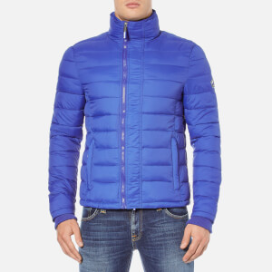 Superdry Men's Fuji Triple Zip Through Coat - Midnight Blue