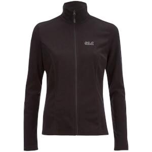 Jack Wolfskin Women's Gecko Jacket - Black