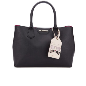 Karl Lagerfeld Women's K/Lady Shopper Bag - Black