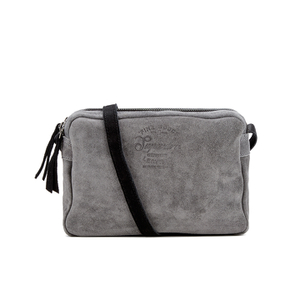 Superdry Women's Small Anneka Cross Body Bag - Grey