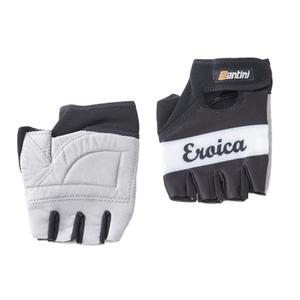 Santini Eroica Race Gloves - Blue