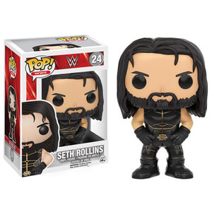 WWE Seth Rollins Pop Vinyl Figure