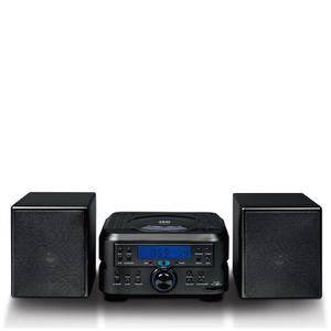 Akai A60006 Micro CD and Radio System - Black