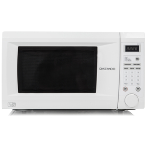 Daewoo KOR1NOA Family Touch Control Microwave - White