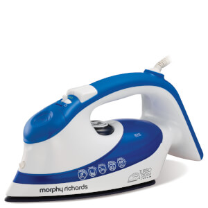 Morphy Richards 300603 Eco Turbo Steam Dual Zone - Blue