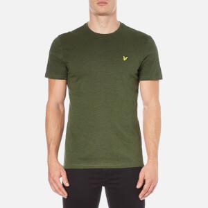 Lyle & Scott Men's Crew Neck T-Shirt - Dark Sage