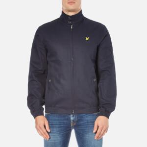 Lyle & Scott Men's Harrington Jacket - Navy