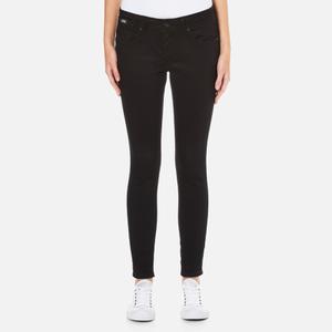 Superdry Women's Cassie Skinny Jeans - Jet Black