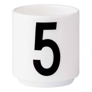 Design Letters Espresso Cup - 5