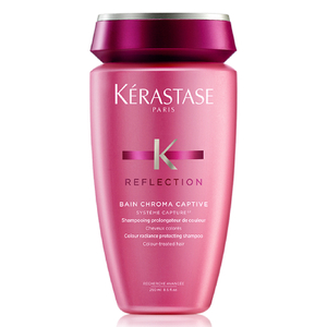 Kérastase Reflection Bain Chroma Captive, Shampoing Prolongateur de Couleur (250ml)