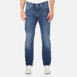 Edwin Men's Ed-55 Regular Tapered Jeans - Savage Wash