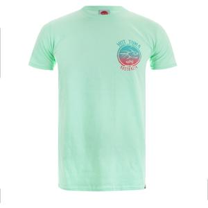Hot Tuna Men's Colour Fish T-Shirt - Mint