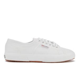 Superga Men's 2750 Fglu Leather Trainers - White