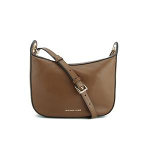 MICHAEL MICHAEL KORS Women's Raven Mid Messenger Bag - Luggage