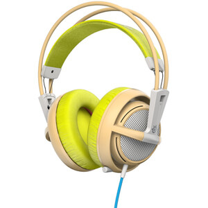 SteelSeries Siberia 200 Headset - Gaia Green (PC)