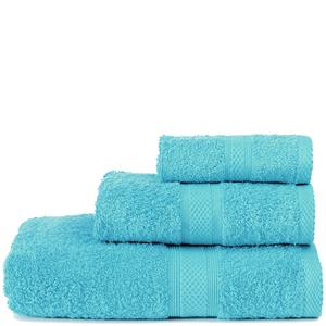 Restmor Knightsbridge 100% Egyptian Cotton 3 Piece Towel Bale Set (500gsm) - Aqua