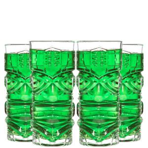Tiki Glass (Set of 4)