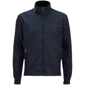 Polo Ralph Lauren Men's Rain Jacket - Aviator Navy