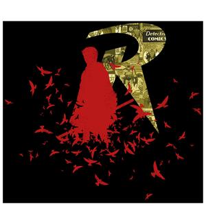 Faithful Companian Robin Comic Book Inspired Art Print - 14