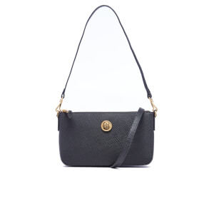 Lauren Ralph Lauren Women's Charleston Pam Small Shoulder Bag - Black