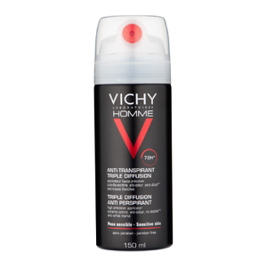 Vichy Homme Triple Diffusion Anti-Perspirant 150ml