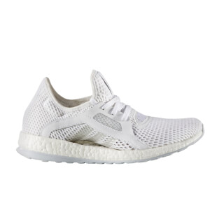 adidas Women's Pure Boost X Running Shoes - White