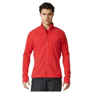 adidas Men's Supernova Storm Running Jacket - Red