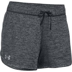 Under Armour Women's Tech Twist Shorts - Black