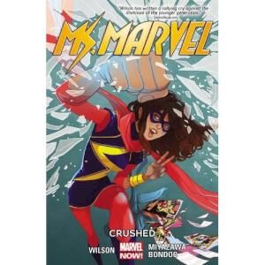 Ms. Marvel: Crushed - Volume 3 Graphic Novel