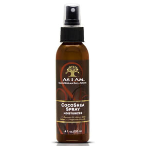 As I Am CocoShea Spray Moisturiser 120ml