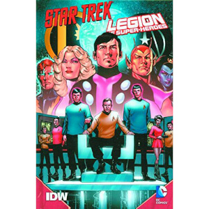 Star Trek: Legion of Superheroes Graphic Novel