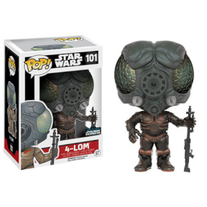 Star Wars 4-LOM Pop! Vinyl Figure